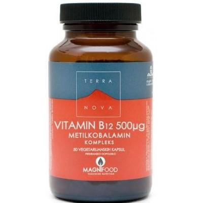Vitamin B12 500ug 50 kapsul