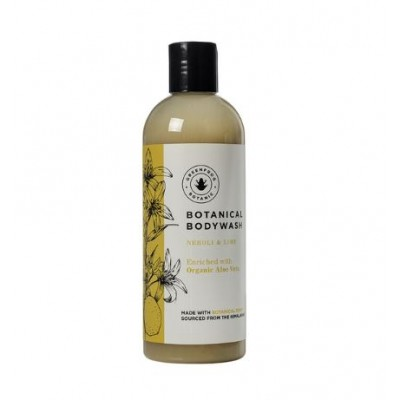 Kremni gel za prhanje - Neroli & Limeta 300ml
