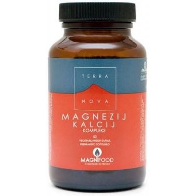 Magnezij Kalcij kompleks (2:1) 50 kapsul